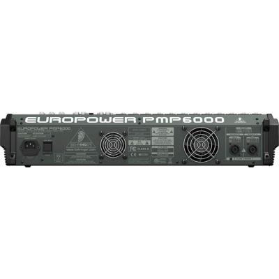 ��������� ����� Behringer � ���������� PMP6000