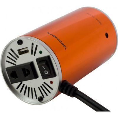 Ippon Универсальный автомобильный инвертор 200 C New DC12V/AC220V 200W