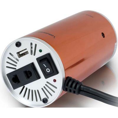 Ippon Универсальный автомобильный инвертор 300 C New DC12V/AC220V 300W