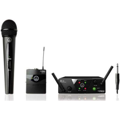 Микрофон AKG радиосистема WMS40 MINI2 MIX