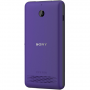Смартфон Sony Xperia E1 dual D2105Purple 1281-8262