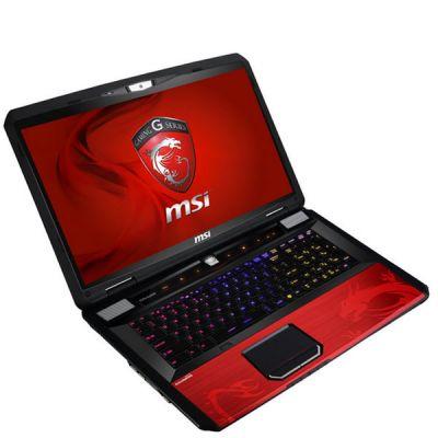 Ноутбук MSI GT70 2OD-644RU (Dragon Edition 2)