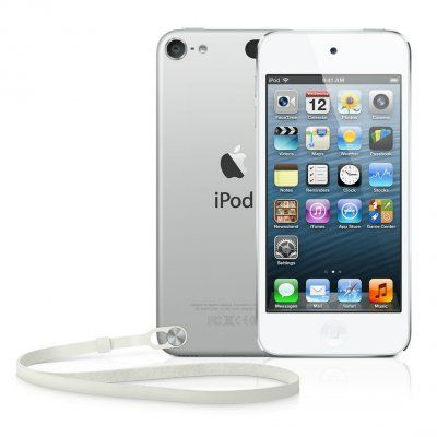 Аудиоплеер Apple iPod touch 5 32Gb- White & Silver MD720RU/A