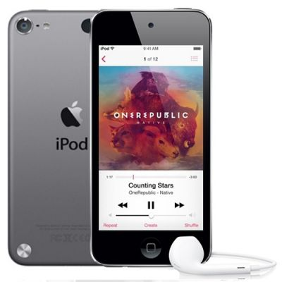 ���������� Apple iPod touch 5 64GB - Space Gray ME979RU/A