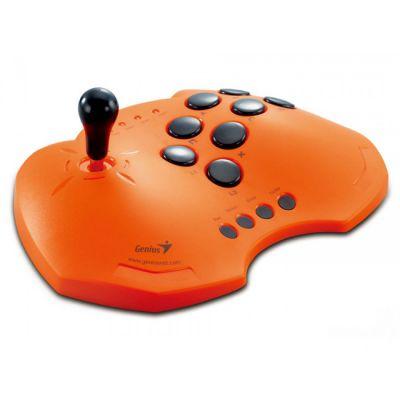 Genius Геймпад проводной MaxFighter PS для PlayStation, 12 кнопок, кнопка Turbo