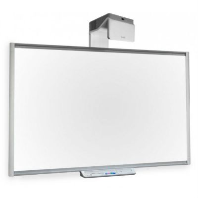 SMART Technologies �������� SMART Board SBM685 � �������� ������ � � ���������� SMART UF70w � ���������� (SBM685i6)