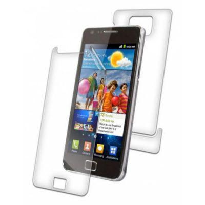 Защитная пленка Zagg для Galaxy S II full body (Антибликовая) SAMGALS2LE