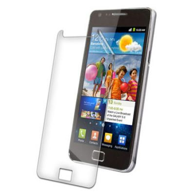 Защитная пленка Zagg для Galaxy S II screen (Антибликовая) SAMGALS2S