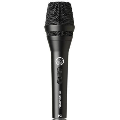 Микрофон AKG вокальный P3S