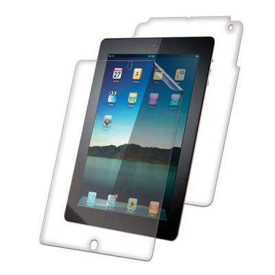 Защитная пленка Zagg InvisibleSHIELD для iPad2/New full body (Антибликовая) APPIPAD3LE