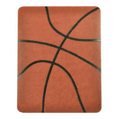 Zagg �������� sportLEATHER ��� iPad2/New basketball LSBRNBSK101