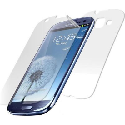 Защитная пленка Zagg для Galaxy S III full body (Антибликовая) SAMGALS3EULE
