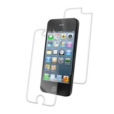 Защитная пленка Zagg для iPhone 5/5S full body (Антибликовая) APLIPHONE5LE