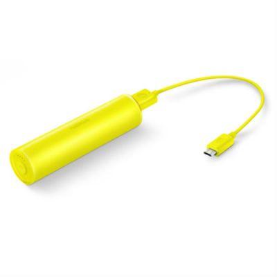 Адаптер питания Nokia автомобильный для мобильных телефонов (желтый) DC-19