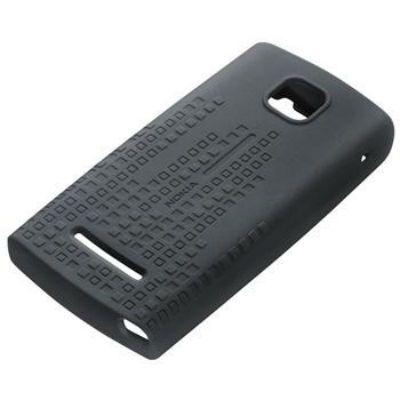 Чехол Nokia для Nokia 5250 (черный) CC-1006