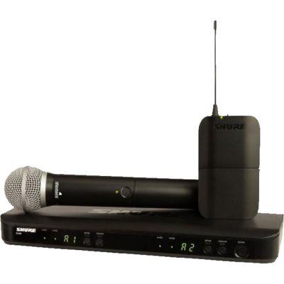 Микрофон Shure радиосистема BLX1288E/SM58 K3E