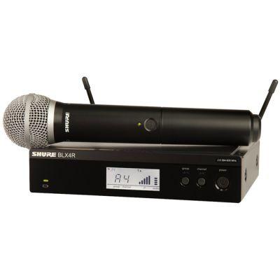 Микрофон Shure радиосистема BLX24RE/PG58