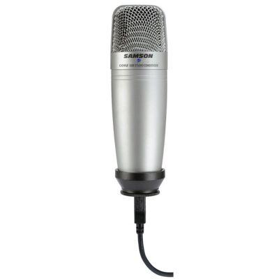 Микрофон Samson вокальный C01U USB
