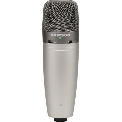 Микрофон Samson вокальный C03U USB