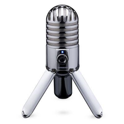 Микрофон Samson вокальный METEOR USB