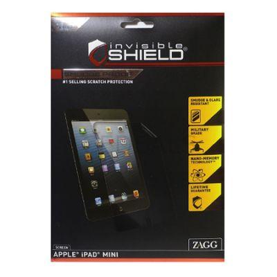 Защитная пленка Zagg InvisibleSHIELD для iPad Mini (Smudge Proof) Screen (Антибликовая) SM2APPIPADMINS