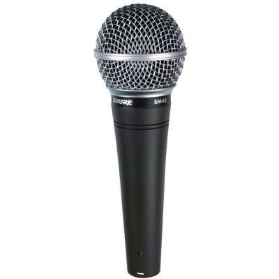 Микрофон Shure вокальный SM48