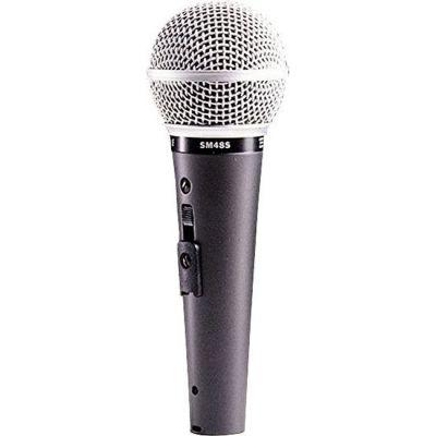 Микрофон Shure вокальный SM48S