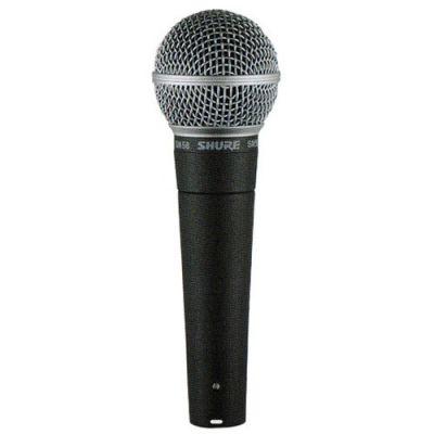 Микрофон Shure вокальный SM58LCE