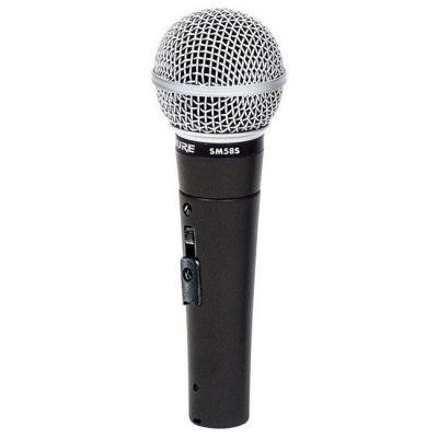 Микрофон Shure вокальный SM58S