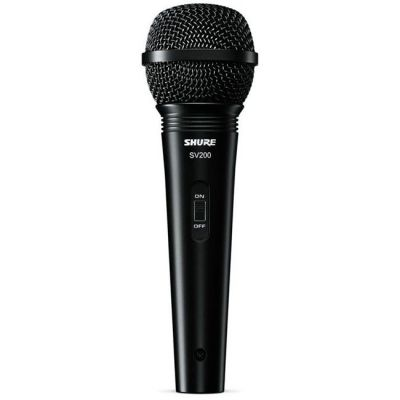 Микрофон Shure вокальный SV200-A