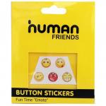 "Human Friends Наклейки для мобильных Fun Time ""Emote"""