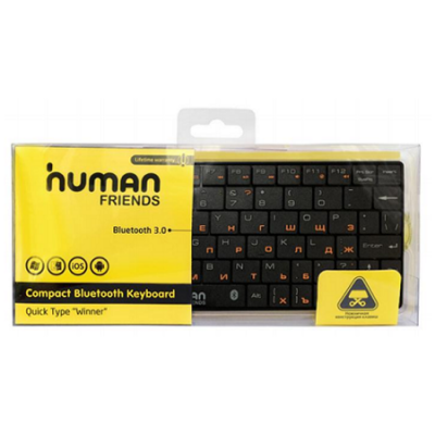 ���������� Human Friends Quick Type �Winner�
