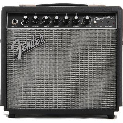 Комбоусилитель Fender гитарный CHAMPION 20