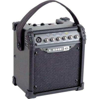Комбоусилитель Line 6 гитарный MICRO SPIDER 1X6,5' 6W