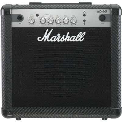 Комбоусилитель Marshall гитарный MG15CF
