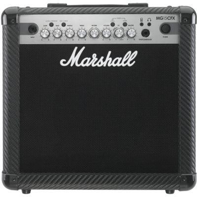Комбоусилитель Marshall гитарный MG15CFХ