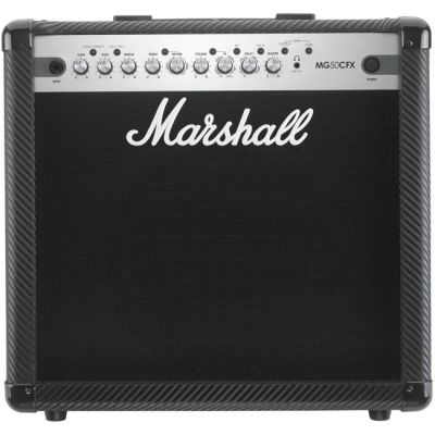 Комбоусилитель Marshall гитарный MG50CFX