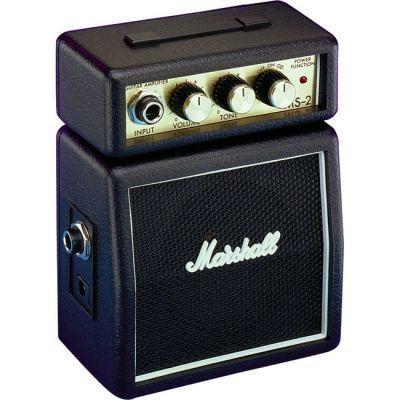 �������������� Marshall �������� MS-2-E MICRO AMP (Black)