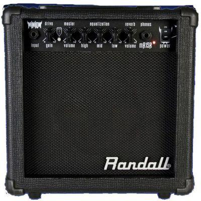 Комбоусилитель Randall гитарный MR15R(E)