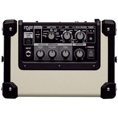 Комбоусилитель Roland гитарный MICRO CUBE GX WHITE