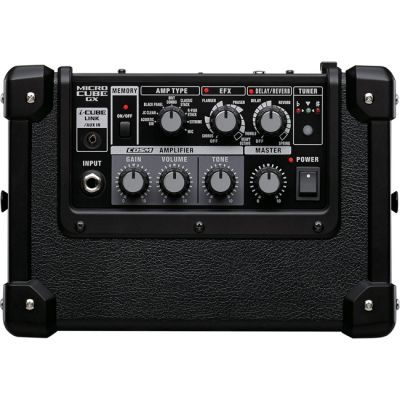 Комбоусилитель Roland гитарный MICRO CUBE GX
