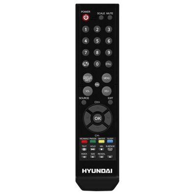 Телевизор Hyundai H-LED19V21 Black