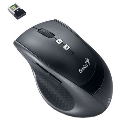 Мышь беспроводная Genius DX-8100 black