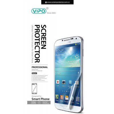 Защитная пленка Vipo для Galaxy S 4 (прозрачная) 3 штуки