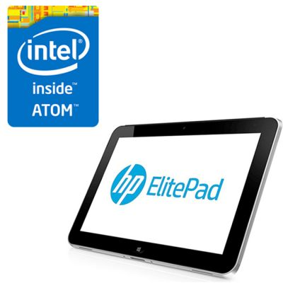 Планшет HP ElitePad 900 (1.8GHz) 64Gb (Silver) D4T09AW
