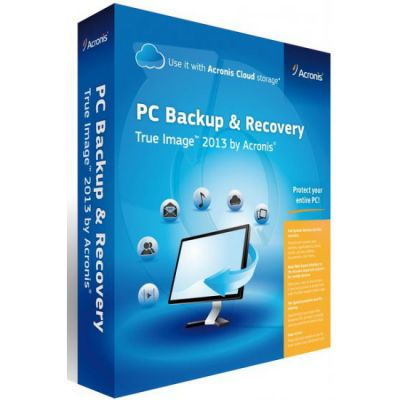Программное обеспечение Acronis True Image Home 2013 (Box)