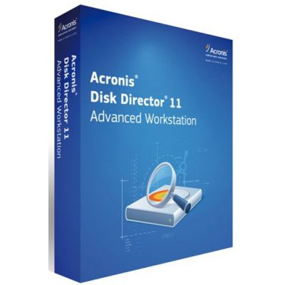 Программное обеспечение Acronis Disk Director 11 Advanced Workstation (Box)