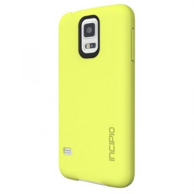 Incipio клип-кейс feather for Samsung Galaxy S5 - Neon Yellow SA-527-YLW