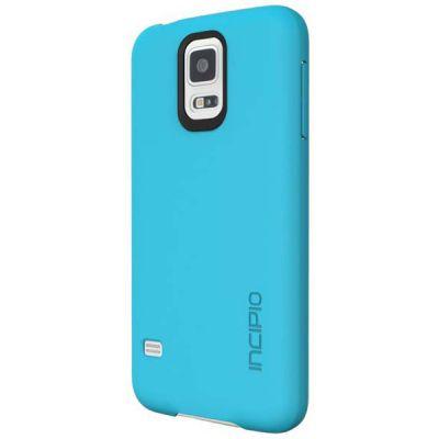 Incipio клип-кейс feather for Samsung Galaxy S5 - Cyan SA-527-CYN