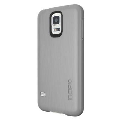 Incipio клип-кейс feather SHINE for Samsung Galaxy S5 - Silver SA-529-SLVR